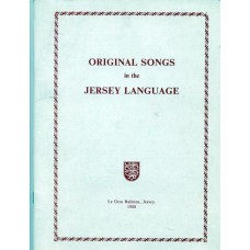 Original Songs in the Jersey Language